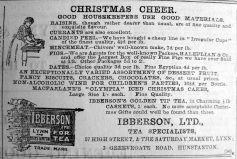1906 Nov 30th Ibberson
