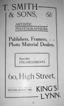 1907 Guide T Smith @ No 60