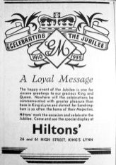 1935 May 3rd Hiltons