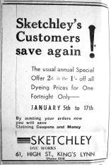 1941 Jan 2nd Sketchley