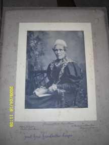 Catherine Cooper ex Rose Kempster