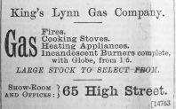 1904 Oct 14th K L Gas Co