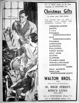 1939 Dec 15th Walton Bros (wrong address)