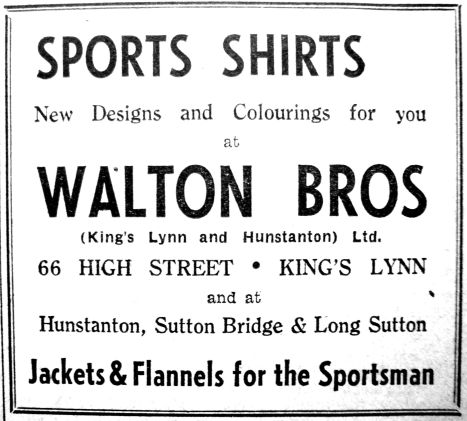 1950 Apr 28th Walton Bros