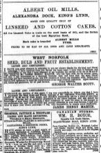 1897 Jan 1st Walter Scott @ Nos 66 & 67