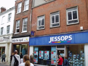 2007 Jessops at No 68