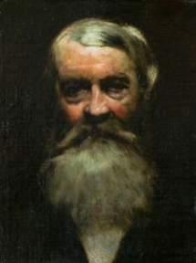 George Logsdail by son William (Usher Gallery)