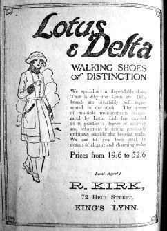 1922 April 21st R Kirk