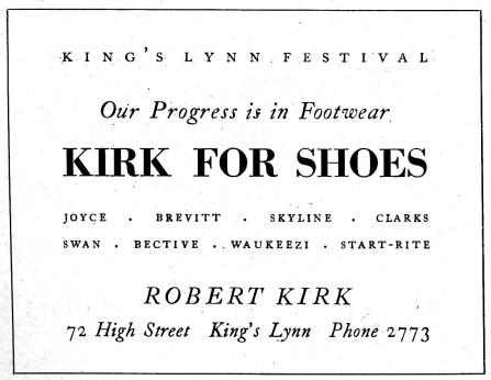 1951 KL Festival Prog