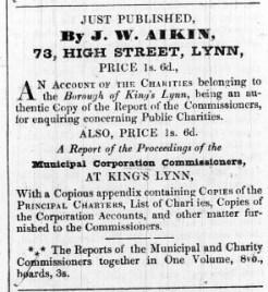 1843 Feb 14th J W Aikin @ 73