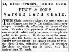 1876 Feb 5th Birch & Sons @ 74 (01)