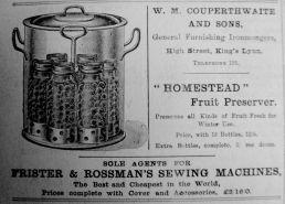 1909 July 9th Couperthwaites