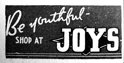 1936 Aug 21st Joys