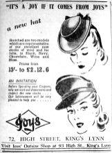 1944 Aug 25th Joys query 72 & 93
