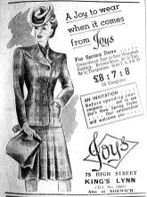 1944 Jan 28th Joys