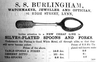 1908 Mar 6th S S Burlingham