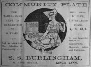 1922 Oct 27th Burlingham
