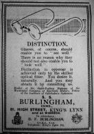 1927 July 1st Burlinghams