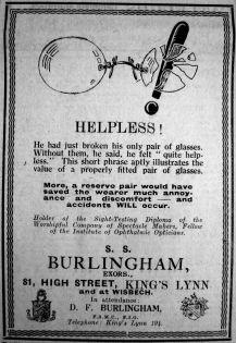 1927 June 24th Burlinghams