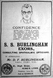 1928 Oct 26th Burlingham