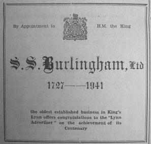 1941 Feb 28th Burlingham