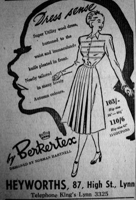 1947 Nov 4th Heyworths