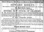 1843 March 14th Edward Ridley