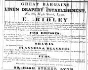 1843 Sept 27th Edward Ridley