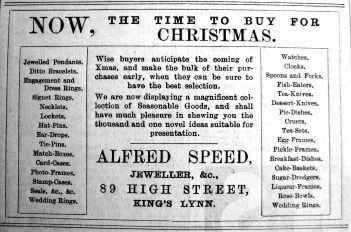 1908 Dec 4th Speed Xmas