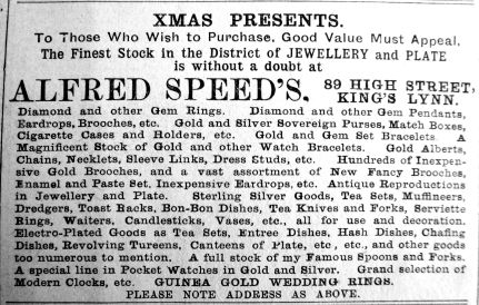 1913 Dec 12th Speed