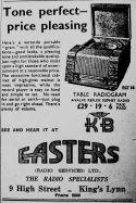 1950 Feb 10th Easters