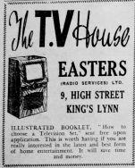 1951 Nov 23rd Easters