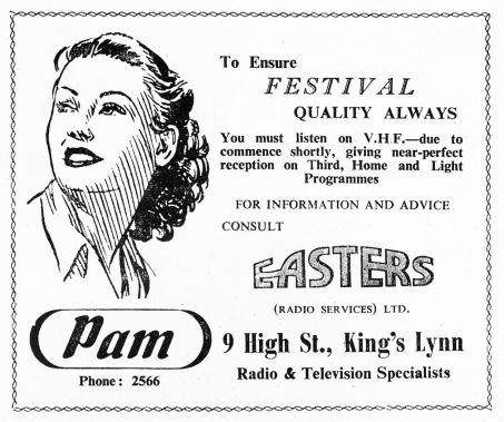 1956 21to28 July Kl Festival