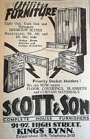 1946 June 28th Scott & Son