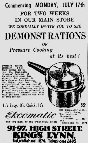 1950 pressure cooker (part ad)