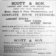 1910 June 16th Scott & Son