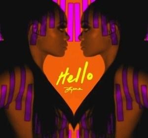 Tatyana Ali says 'Hello'