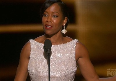 Emmys 2015: Regina King Wins Outstanding Supporting Actress in a Limited Series/Movie