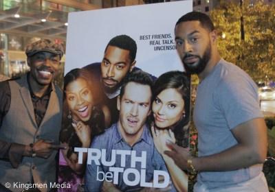 'Truth Be Told' Media/Press Dinner in Atlanta