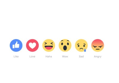 Which NEW Facebook LIKE Emoji is Your Favorite?