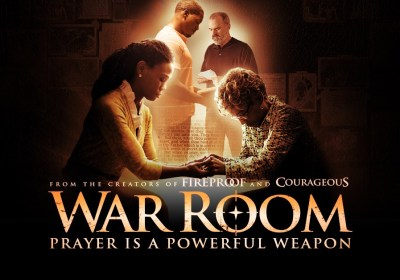 'War Room'Nominated for Dove Awards Inspirational Film of the Year