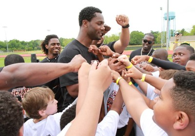 8th Annual Michael Johnson Youth Football and Cheer Camp Weekend