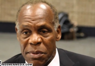 """DANNY GLOVER TO RECEIVE NAACP """"PRESIDENT'S AWARD"""" AT THE 49TH NAACP IMAGE AWARDS"""