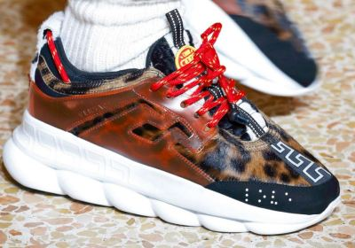 """2 Chainz Teams With Versace For New """"Chain Reaction"""" Sneakers"""