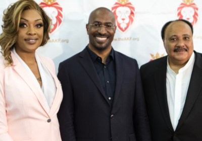 'The Redemption Project with Van Jones' Partners with The American King Foundation for Screening in ATL