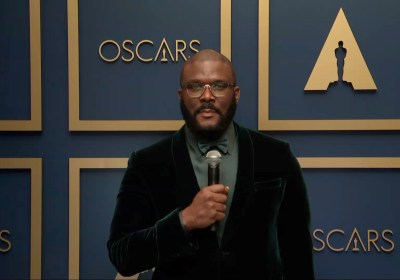 Tyler Perry Accepts the Jean Hersholt Humanitarian Award