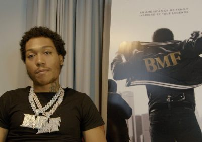 Lil Meech Shares why He hasn't visited his Dad in 3yrs, 50 moving him to L.A. and Growing Up with BMF