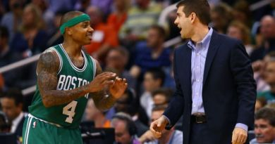 Isaiah Thomas Confirms That Brad Stevens Is The Best Coach In The NBA