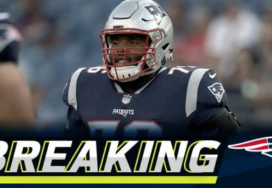 Patriots Lose 1st Round Draft Pick Isaiah Wynn For The Season