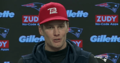 Tom Brady Shares His Thoughts On The Disrespect The Patriots Have Been Shown This Week